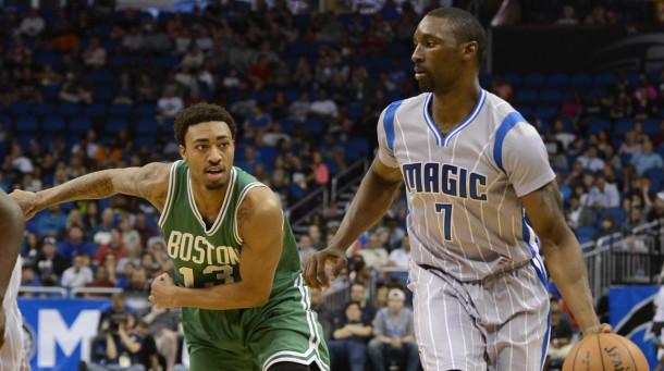NBA: Boston Celtics at Orlando Magic